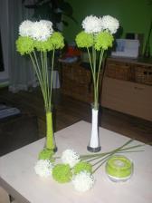 zeleno-bílá