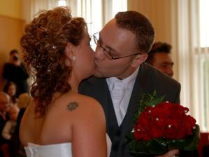 První manželský... :o)