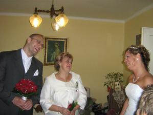 Po nabídce falešné nevěsta přišla ta pravá...