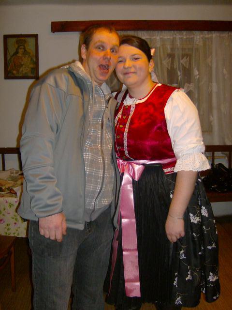 Začiatok krásnej cesty... - čoskoro manželia :)