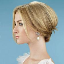 Zajímavá možnost pro kratší vlasy