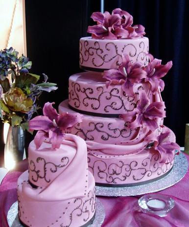 Purple Wedding Dreams..:o) - Moc cukrikove.. ale rozkosne