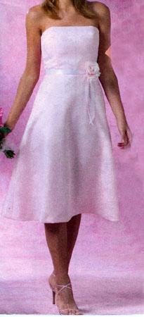 Cesta ke štěstí :-) - Mé šaty na převlečení se moc podobají těmto. Ale možná si je ani nevezmu...
