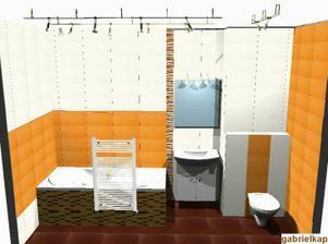 návrh v kúpelňovom štúdiu
