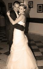náš druhý manželský tanec :)