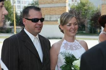 a naša druhá svadba :))