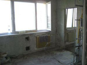 vymenene okna (kuchyna a obyvacka)