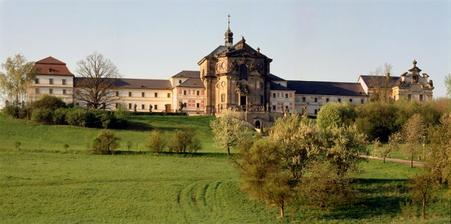 Barokní zámek Kuks