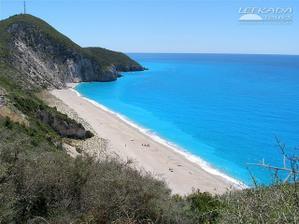 """Krásná """"pláž zamilovaných"""" Milos"""