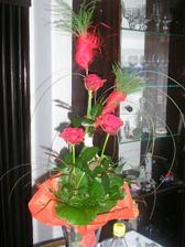 kytica ktorú som dostala od drahého