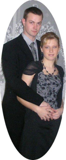 9. september 2006 - My dvaja na plese 25. 2. 2006