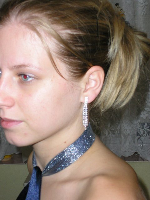 9. september 2006 - Moje svadobné náušnice