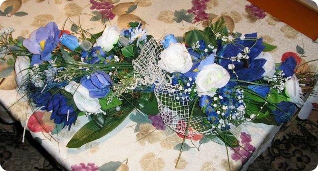 9. september 2006 - kytica na svadboné auto