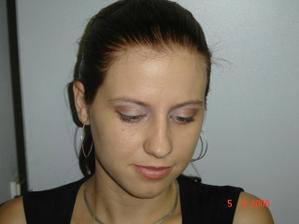 Skúška svadobnéh make-upu