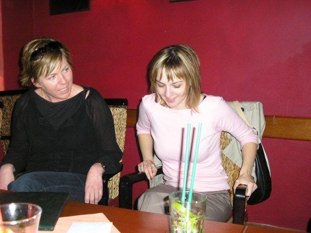 Stretnutie v Nitre 9.6.2006 - krissy1 a macicka