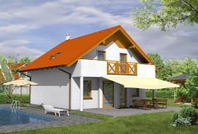 takýto domček postavíme
