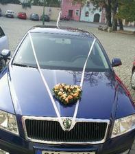 Kočár pro nevěstu :o)