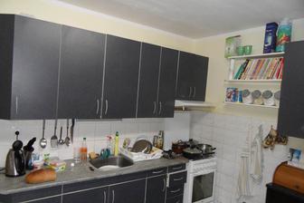 Stará kuchyňa pred prerábkou