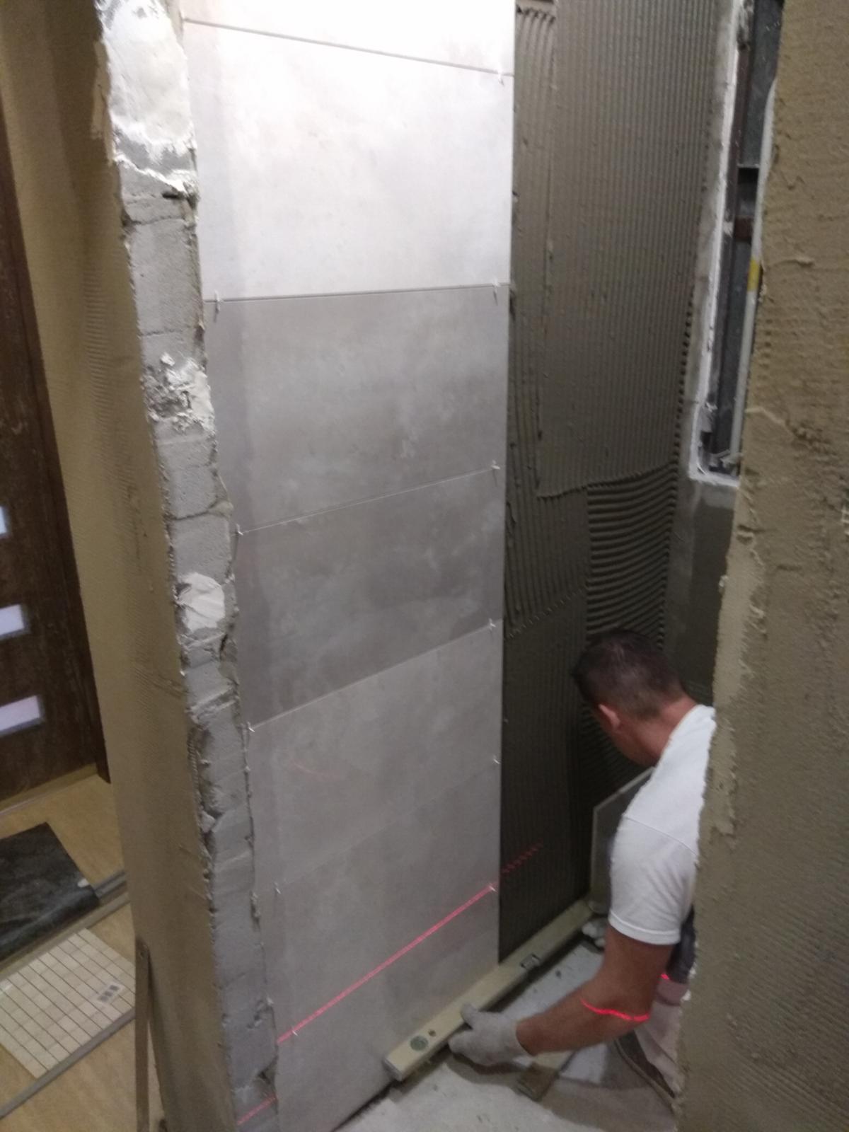 Prerábka panelákovej kúpelne a wc - Majster odborník v akcii