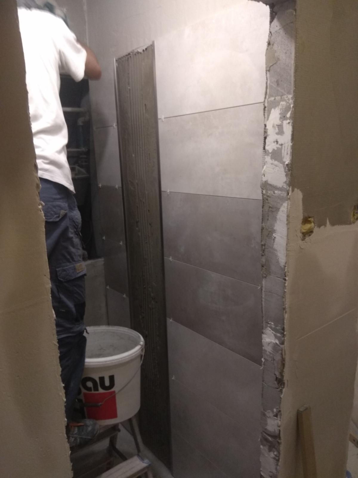 Prerábka panelákovej kúpelne a wc - Obrázok č. 18