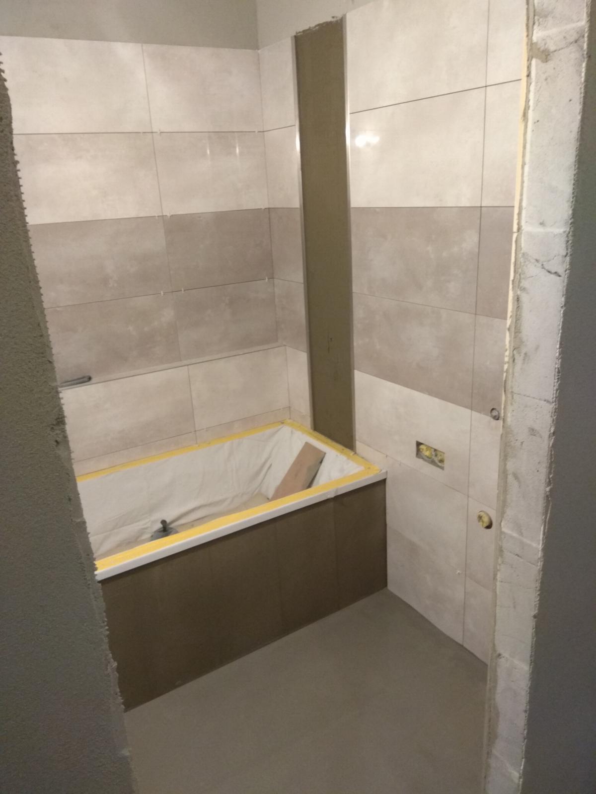 Prerábka panelákovej kúpelne a wc - Obrázok č. 24