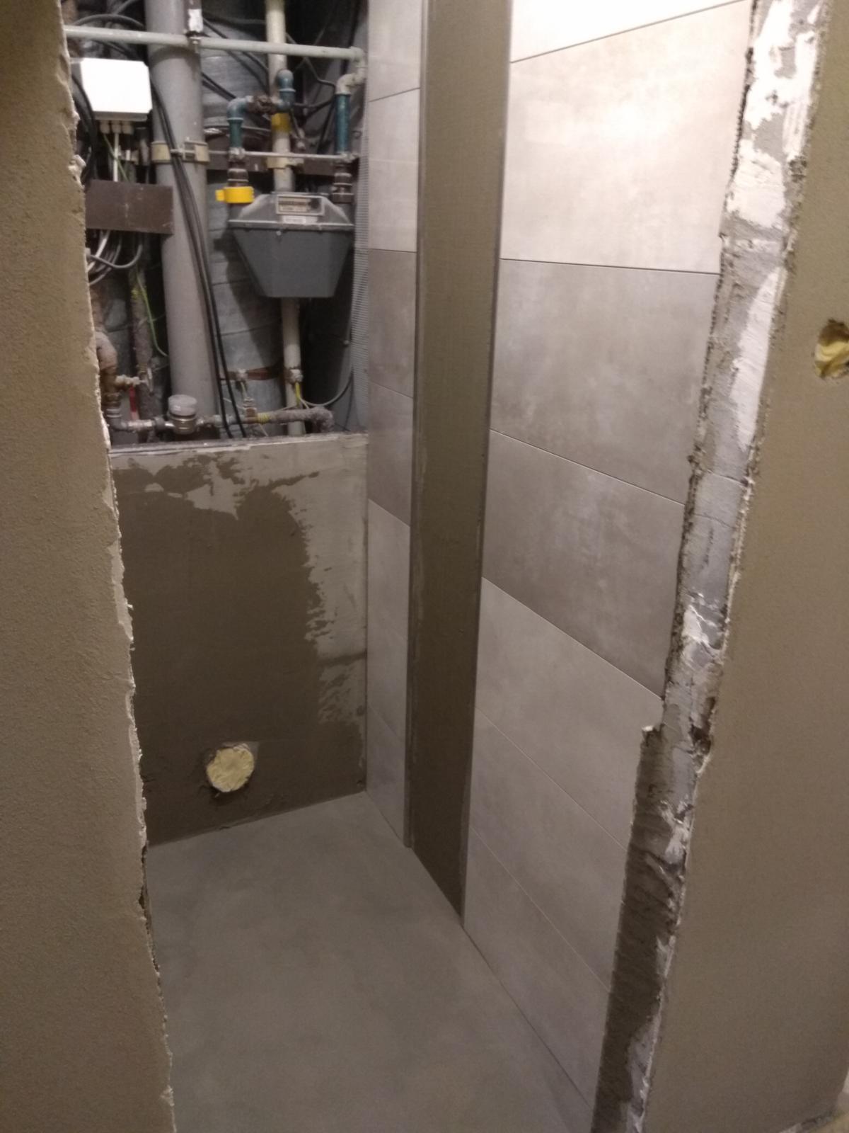Prerábka panelákovej kúpelne a wc - Obrázok č. 26