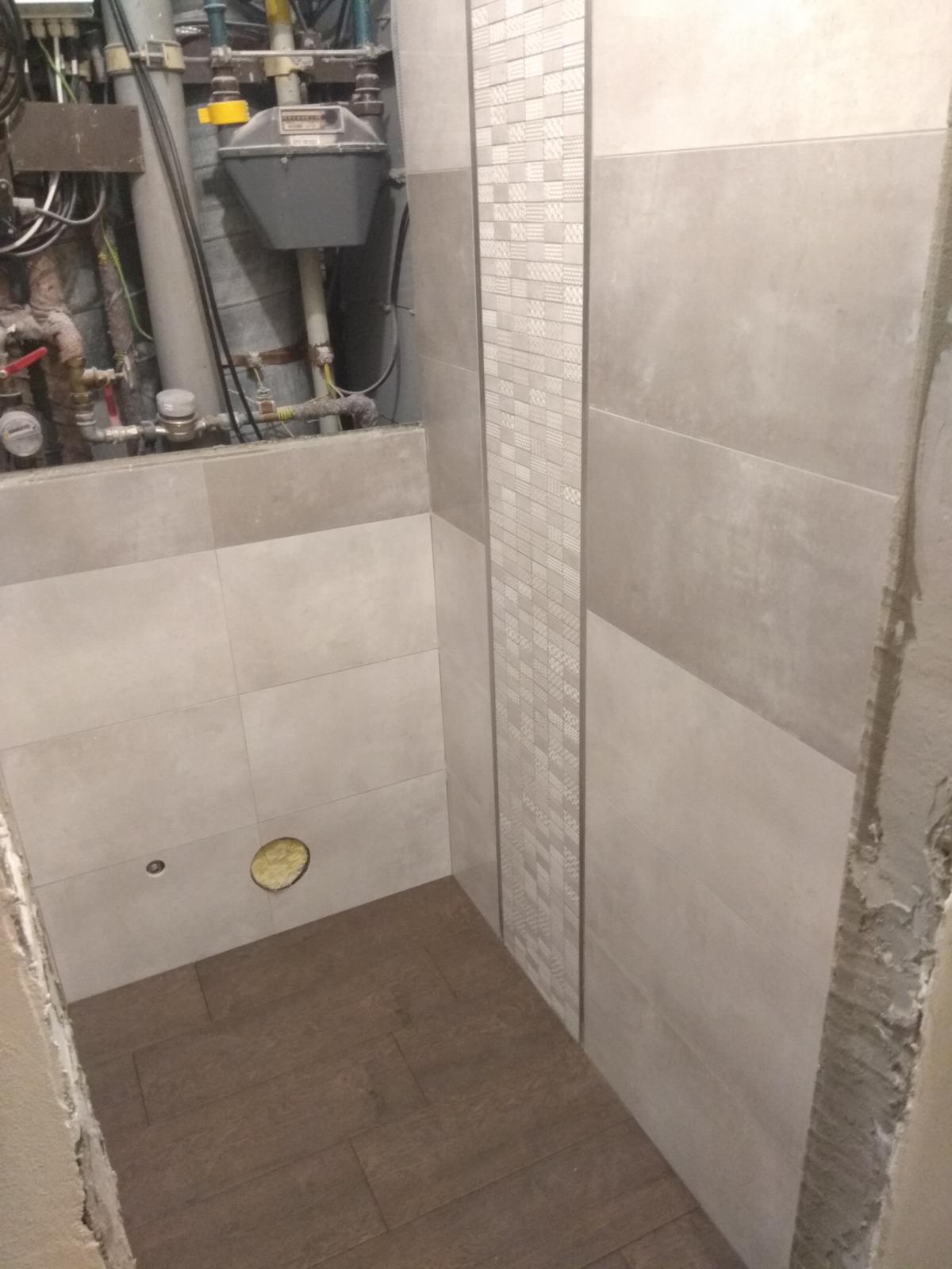 Prerábka panelákovej kúpelne a wc - Obrázok č. 28