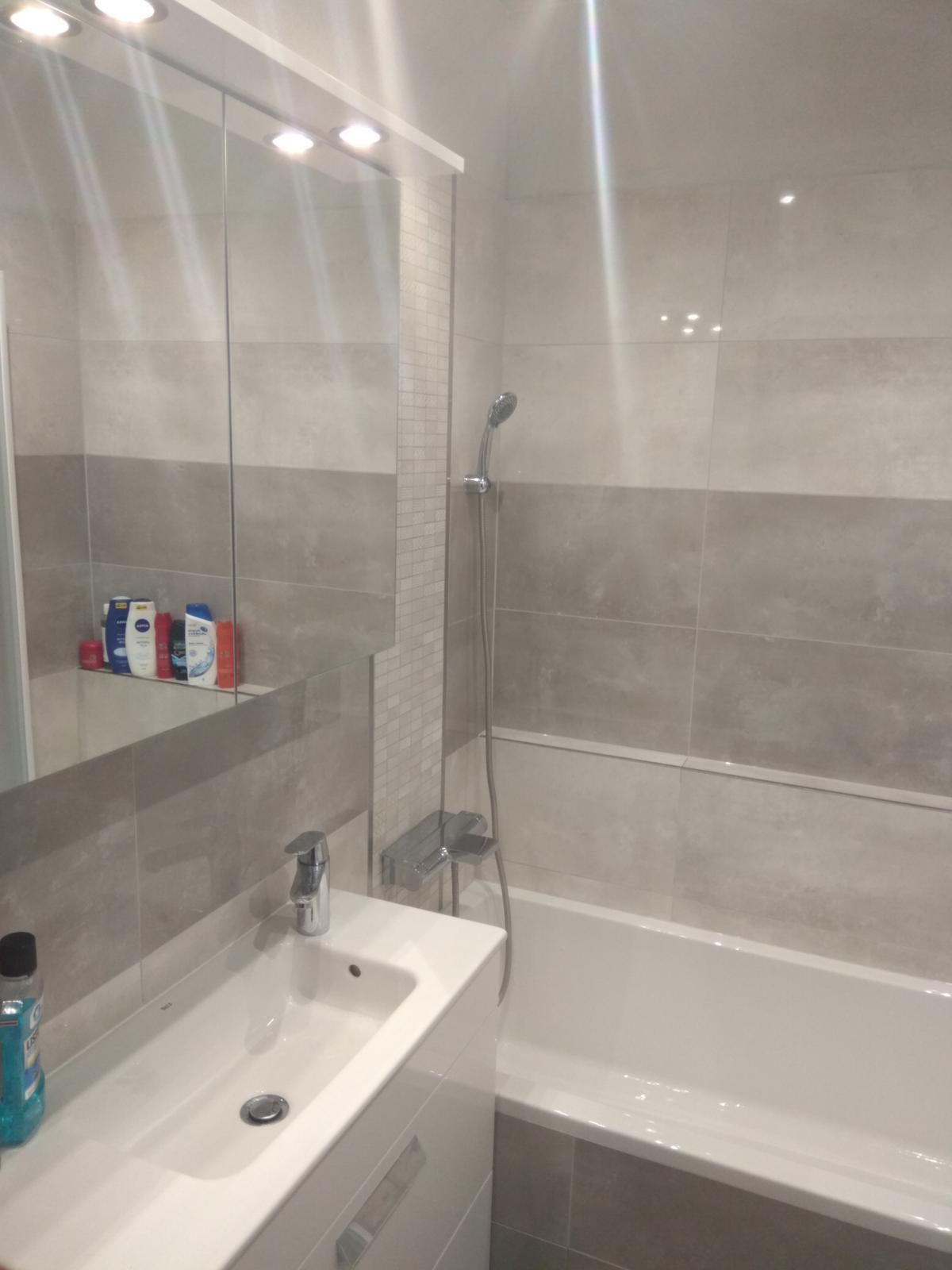 Prerábka panelákovej kúpelne a wc - Obrázok č. 32