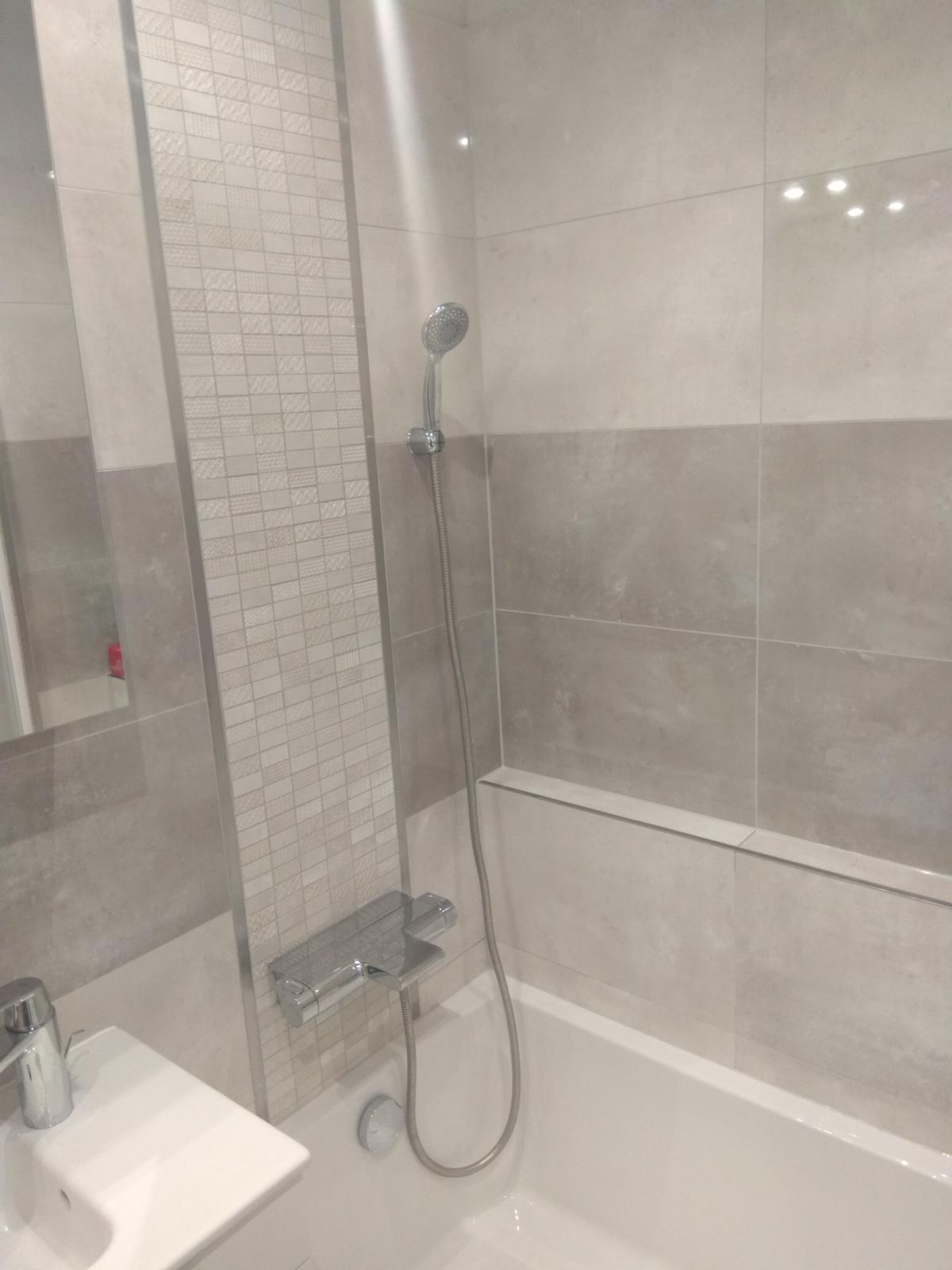 Prerábka panelákovej kúpelne a wc - Obrázok č. 34