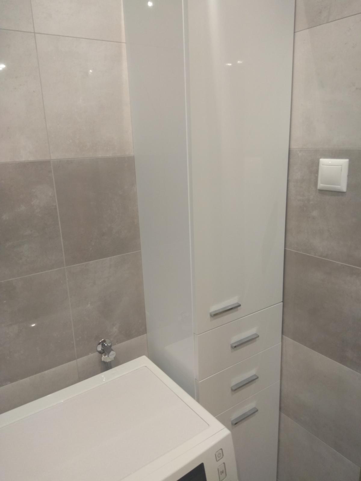 Prerábka panelákovej kúpelne a wc - Obrázok č. 35
