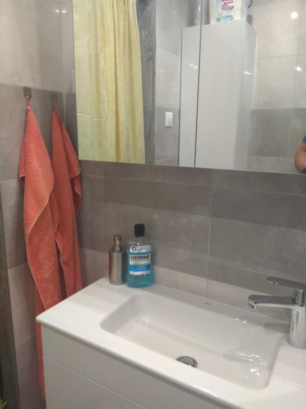 Prerábka panelákovej kúpelne a wc - Obrázok č. 38