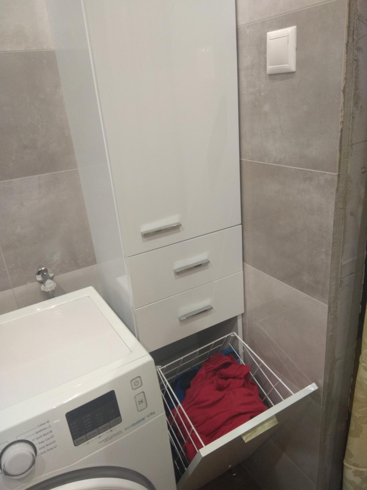 Prerábka panelákovej kúpelne a wc - Obrázok č. 39