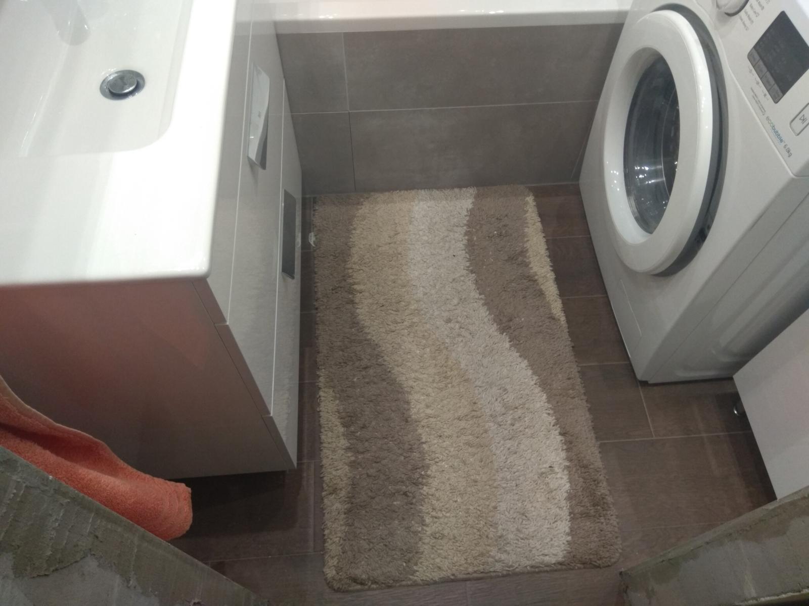 Prerábka panelákovej kúpelne a wc - Obrázok č. 40