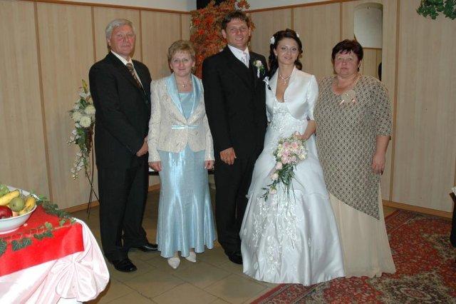 Júlia{{_AND_}}Marek - s rodičmi
