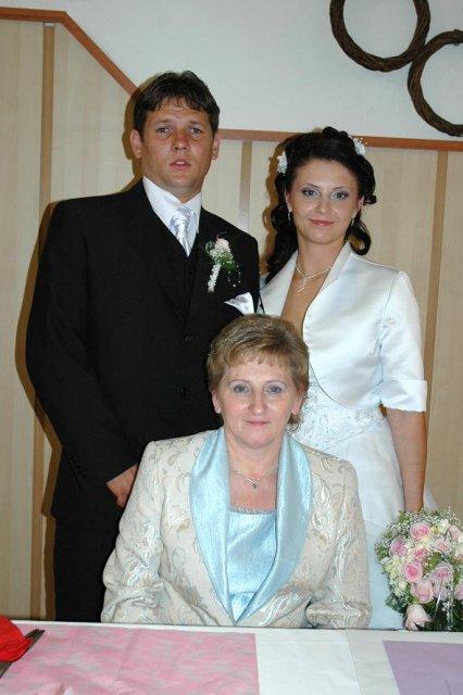 Júlia{{_AND_}}Marek - s mojou mamou