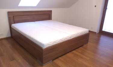 manželska postel zložena :)
