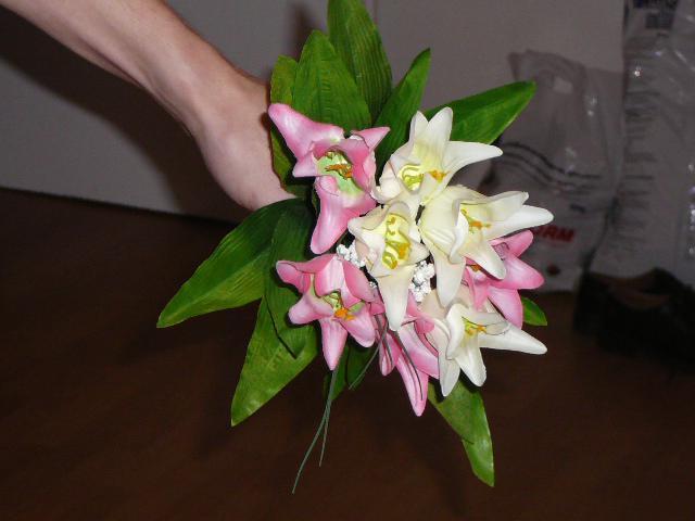 Svadobna kytica z tulipánov - Obrázok č. 22