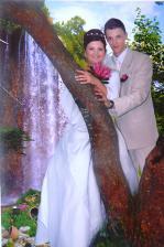 v prírode pod stromom