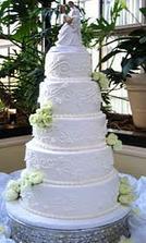 Svadobná tortička 4