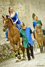 Nevěsta a kůň Cejlon
