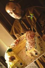 Dostali jsme i netradiční dort od Vavříkových z Pohořelic