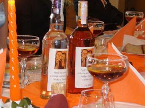 Vignety na fľaše a menovky