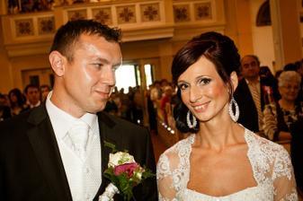 už sme manželia Valachoví.:-)