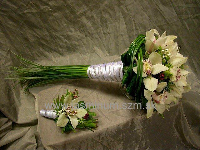 ...pripravičky, sladke pripravy... - taktu som si dala urobit svadobnu...