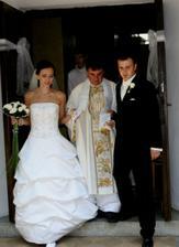 A už sme manželia :-)