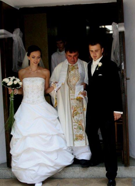 Zuzana Bednáriková{{_AND_}}Peter Demín - A už sme manželia :-)