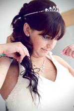 šperky nevěstě :)