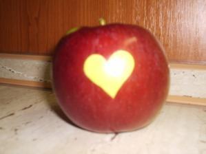 jablcko od mojho princa :)