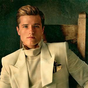 Hunger Games- Wedding - Peeta Mellark