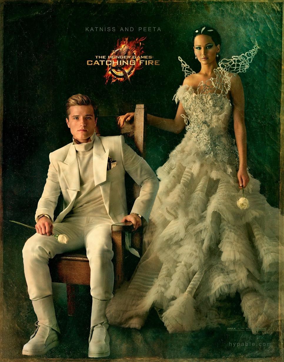 Hunger Games- Wedding - Obrázok č. 6